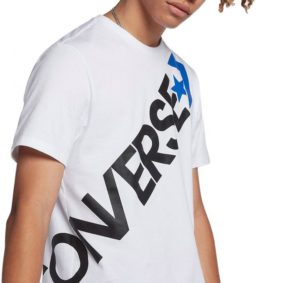 Converse triko Mens Cross Body Tee white main