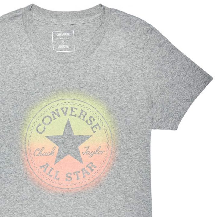 Dámské Triko Converse Ombre CP Crew Tee main