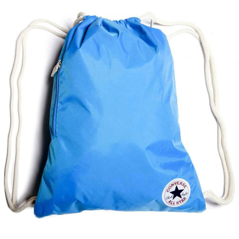 Vak Converse Nylon Cynch Spray Paint Blue main