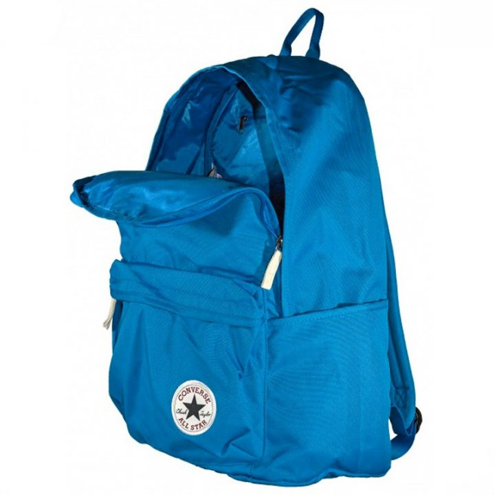 Converse All Star Core Backpack open