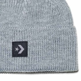 Beanie Converse Star Chevron Short Dome detail