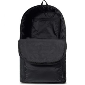 Batoh Converse Packable Backpack Black Quilted