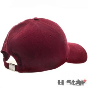 Kšiltovka Converse Core Cotton Twill Cap Red Block