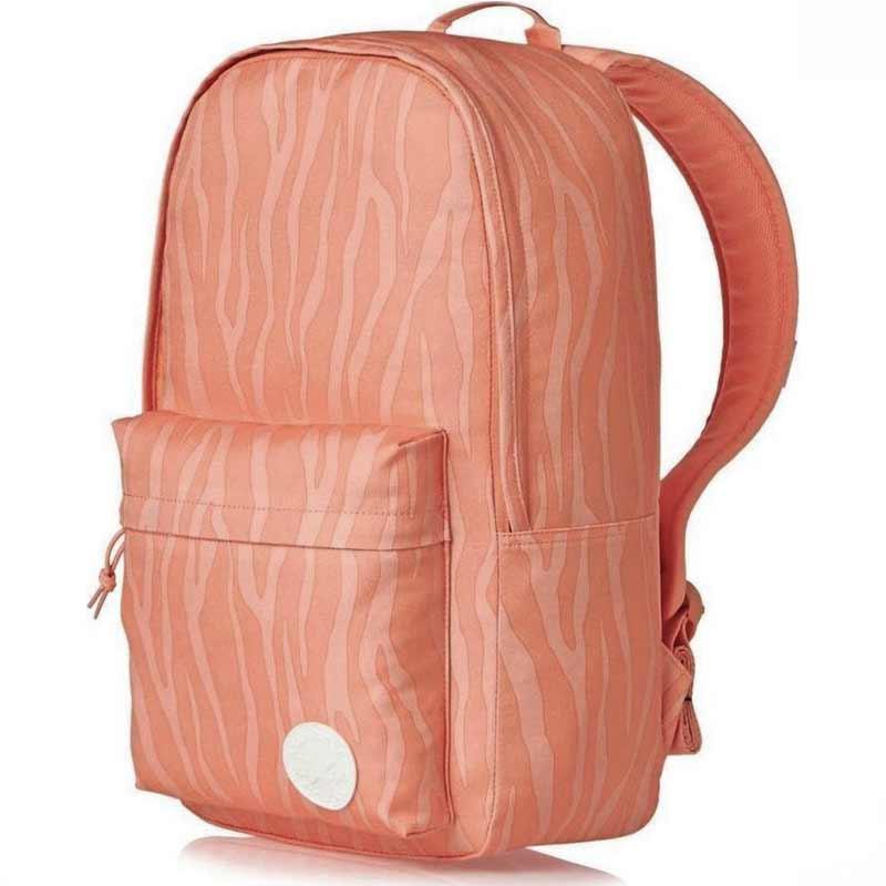 Batoh Converse Poly Backpack Zebra Sunset Glow