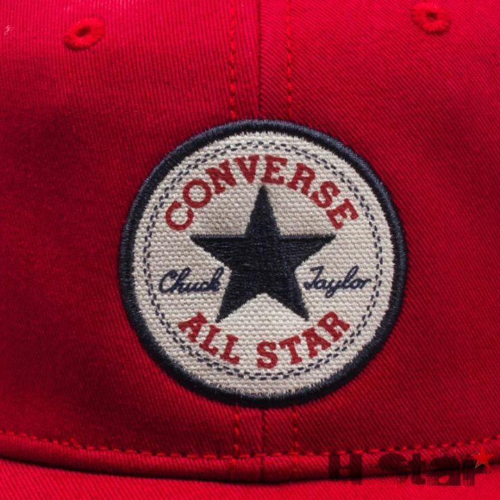 Kšiltovka Converse core Core Baseball Red