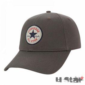 Kšiltovka Converse core cap Baseball Charcoal