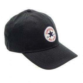 Kšiltovka Converse core cap black