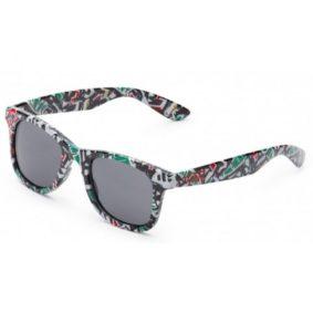 Vans brýle Janelle Hipster Su White Multi angle