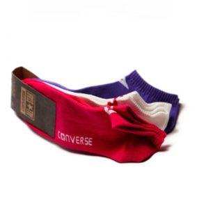 Converse dámské ponožky Basic Women Low cut