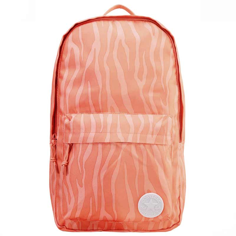 Converse EDC Poly Backpack Zebra Sunset Glow