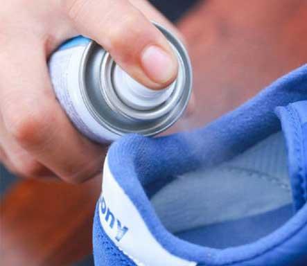 Péče o boty - antibakteriální sprej